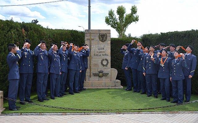 La Base Aérea de Alcantarilla acogió el 51 Campeonato Nacional Militar de Paracaidismo - 1, Foto 1