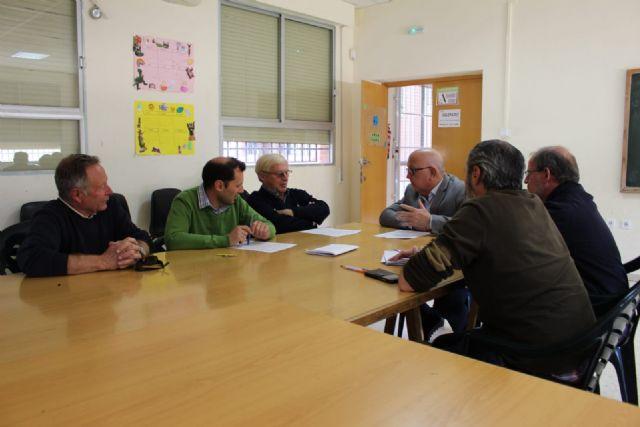 Ciudadanos se compromete con los vecinos de La Aljorra a implantar un reparto justo del presupuesto municipal y regional - 2, Foto 2