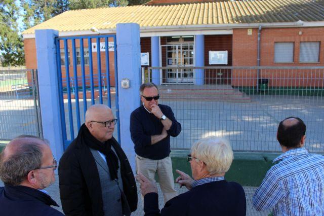 Ciudadanos se compromete con los vecinos de La Aljorra a implantar un reparto justo del presupuesto municipal y regional - 4, Foto 4