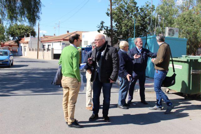 Ciudadanos se compromete con los vecinos de La Aljorra a implantar un reparto justo del presupuesto municipal y regional - 5, Foto 5