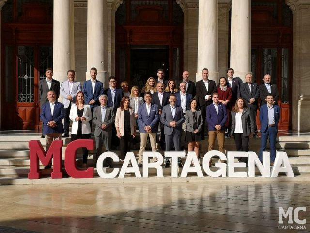 MC da a conocer el equipo que gobernará Cartagena los próximos cuatro años - 2, Foto 2