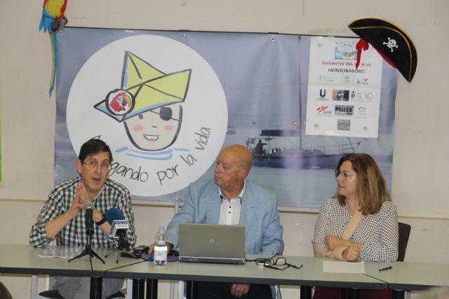 La iniciativa solidaria Navegando por la vida acerca el mar a menores con cáncer - 3, Foto 3