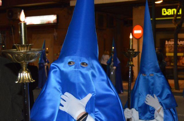 El Viernes de Dolores se tiñe un año más de blanco y azul en Las Torres de Cotillas - 2, Foto 2