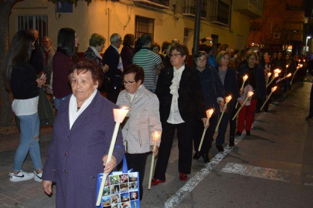 El Viernes de Dolores se tiñe un año más de blanco y azul en Las Torres de Cotillas - 3, Foto 3