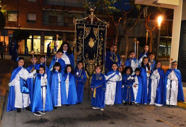 El Viernes de Dolores se tiñe un año más de blanco y azul en Las Torres de Cotillas - 5, Foto 5
