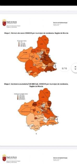 El ayuntamiento pide que se aclare si hay algún caso de Coronavirus en Aledo - 2, Foto 2
