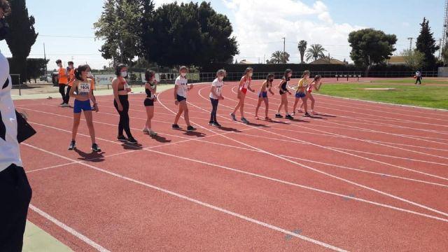 Domingo de atletismo Sub10 y Sub12 en Alhama - 1, Foto 1