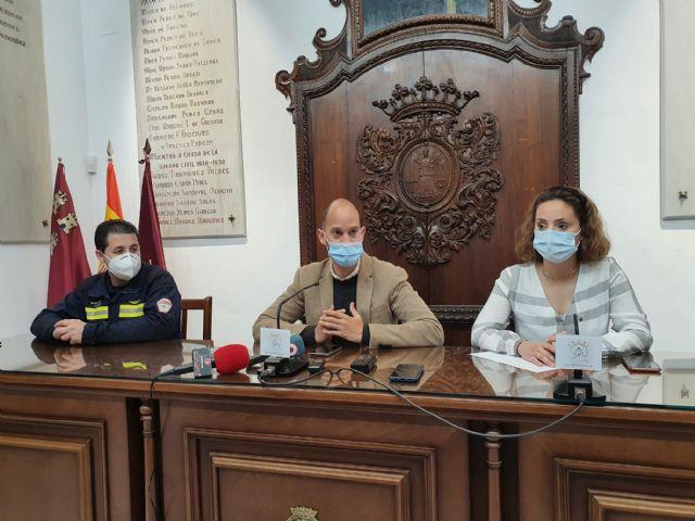 La campaña de vacunación frente al COVID-19 avanza en Lorca con la citación de 4.200 personas para recibir la primera dosis de la vacuna - 1, Foto 1