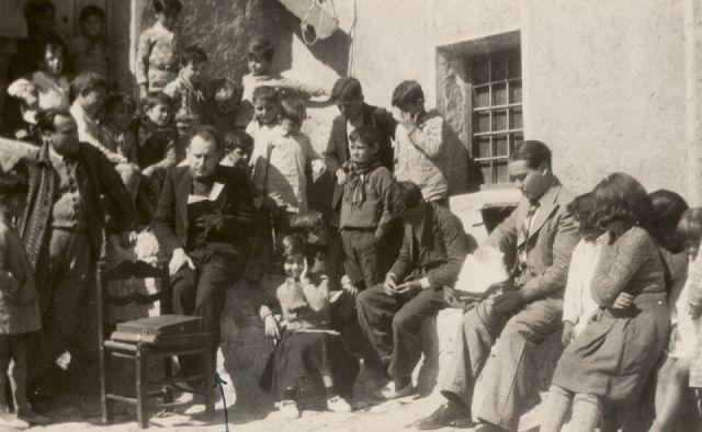 Con la proyección del documental ´Cartagena: los lugares de la memoria´ comienza las actividades del 40 aniversario de la Universidad Popular - 1, Foto 1