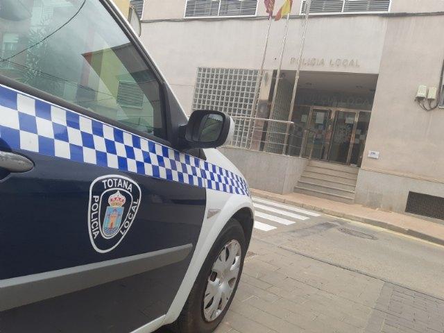 [La Policía Local abre un total de 61 expedientes sancionadores durante la Semana Santa por incumplimiento de las medidas sanitarias contra el COVID-19