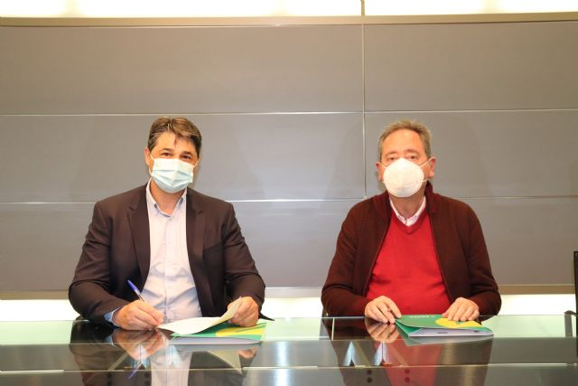 Actúa y Aidemar firman un convenio de colaboración para la integración sociolaboral de personas con discapacidad - 1, Foto 1