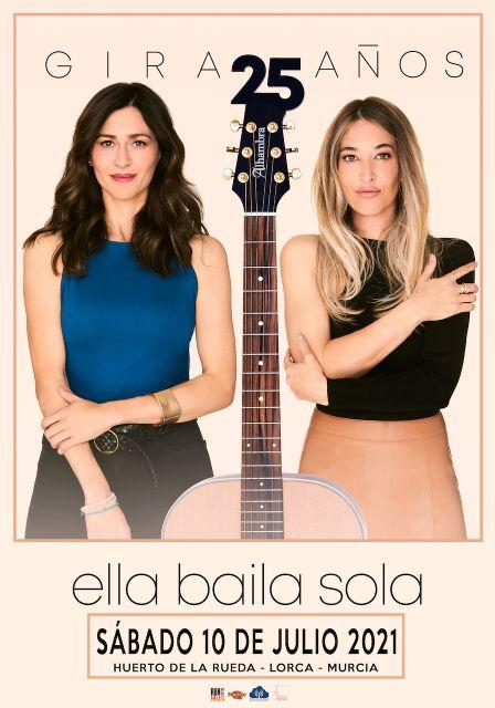 Ella Baila Sola celebrará su 25 aniversario en Lorca - 1, Foto 1