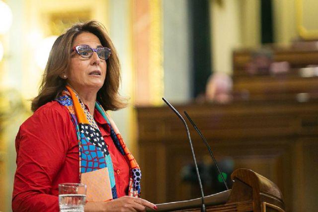 Borrego: El Gobierno de España ha gastado más dinero en el paseo de Sánchez en helicóptero por el Mar Menor que en la regeneración del ecosistema - 2, Foto 2