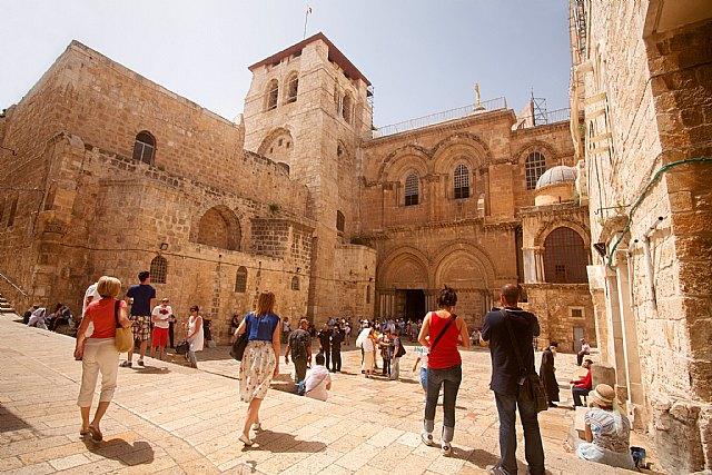 Israel reabrirá sus fronteras el 23 de mayo a los grupos de turistas vacunados - 1, Foto 1