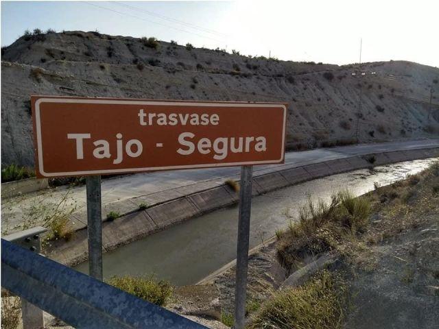 El PSOE de Puerto Lumbreras llevará al pleno de mayo una moción para fortalecer el trasvase Tajo-Segura - 2, Foto 2