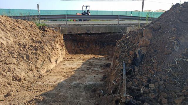 Continúan los trabajos de apertura de cauces y puentes contra las riadas - 2, Foto 2