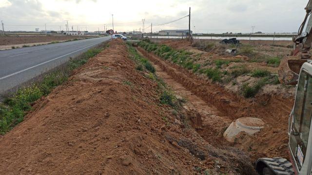 Continúan los trabajos de apertura de cauces y puentes contra las riadas - 3, Foto 3
