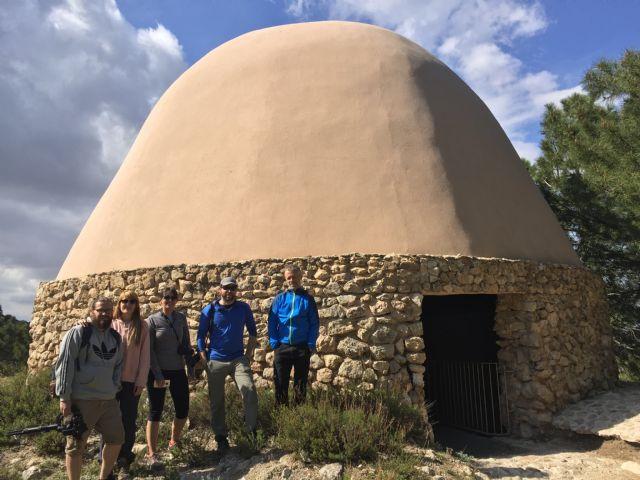Organizan viajes de familiarización para reforzar la difusión de Sierra Espuña, Foto 1