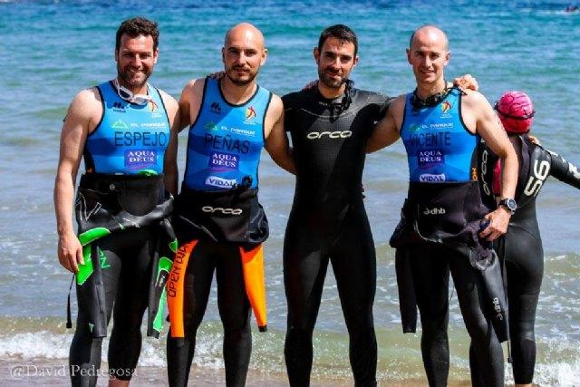 Totana TRIATHLON participó en la 29 edición del Triatlón villa de Fuente Álamo, El Triatlón de los triatletas, Foto 1