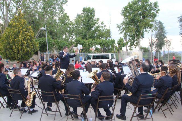 Un nuevo convenio de  33.000 euros para fomentar la música en Puerto Lumbreras - 1, Foto 1