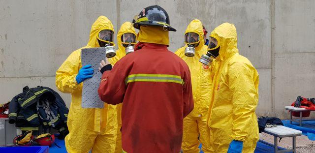 ELPOZO ALIMENTACIÓN realiza un simulacro de emergencia en sus instalaciones, Foto 1