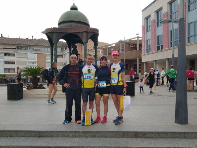 The CAT was present in four events this past weekend: Trail Route of the Quarries, 101 km from Malaga, Junglas Nerpio and Ascent to La Santa - 6