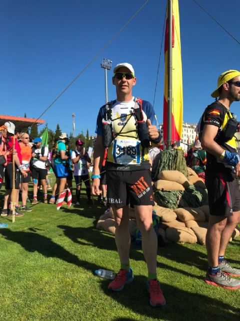 The CAT was present in four events this past weekend: Trail Route of the Quarries, 101 km from Malaga, Junglas Nerpio and Ascent to La Santa - 9
