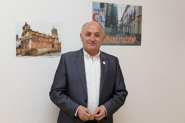 Antonio Meca agradece al PP de Pencho que haya copiado nuestro proyecto Lorca Río presentado por Ciudalor el pasado 6 de mayo - 1, Foto 1
