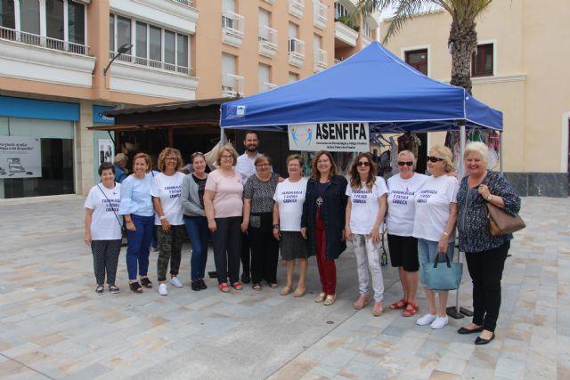 Asenfinfa Pinatar conmemora el Día Internacional de la Fibromialgia - 1, Foto 1