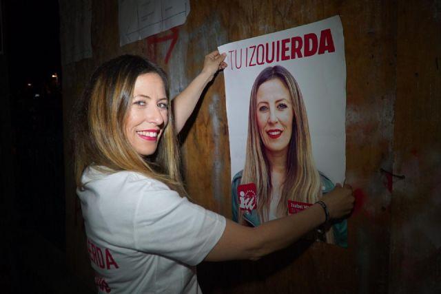 IU-Verdes de Águilas inicia una campaña electoral propositiva y cercana a la ciudadanía - 1, Foto 1