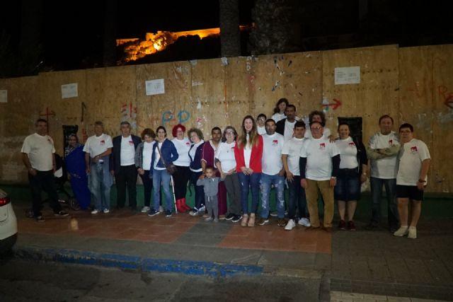 IU-Verdes de Águilas inicia una campaña electoral propositiva y cercana a la ciudadanía - 2, Foto 2