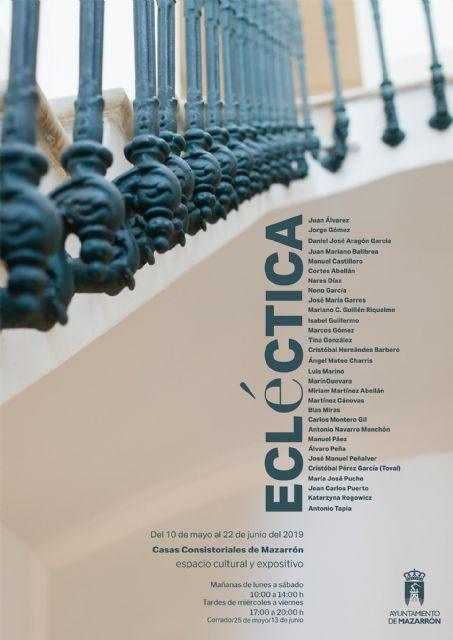 ´Ecléctica´ muestra una selección de obras de 30 artistas, Foto 1