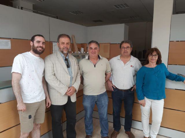 DEMOCRACIA PLURAL visita comercios de Ronda Sur - 5, Foto 5
