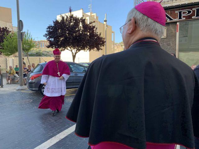 "Mons. Chico ""se estrena"" como Obispo auxiliar en Cartagena - 1, Foto 1"