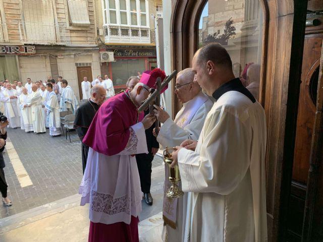 "Mons. Chico ""se estrena"" como Obispo auxiliar en Cartagena - 2, Foto 2"