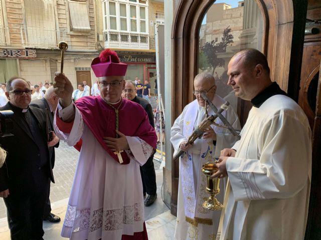 "Mons. Chico ""se estrena"" como Obispo auxiliar en Cartagena - 3, Foto 3"