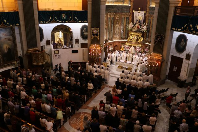 "Mons. Chico ""se estrena"" como Obispo auxiliar en Cartagena - 4, Foto 4"