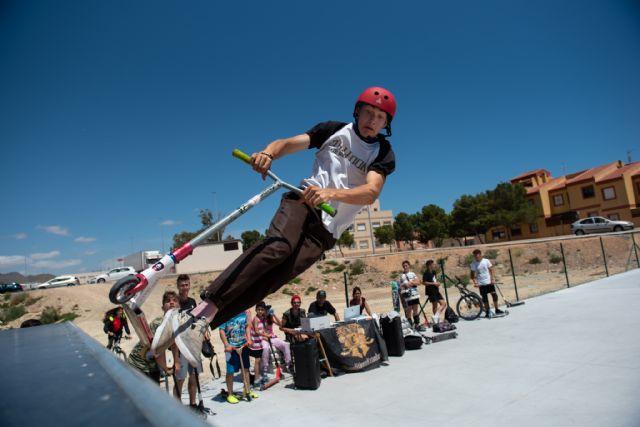 Liga nacional de skate en Puerto de Mazarrón - 1, Foto 1