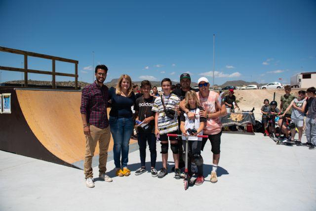 Liga nacional de skate en Puerto de Mazarrón - 4, Foto 4