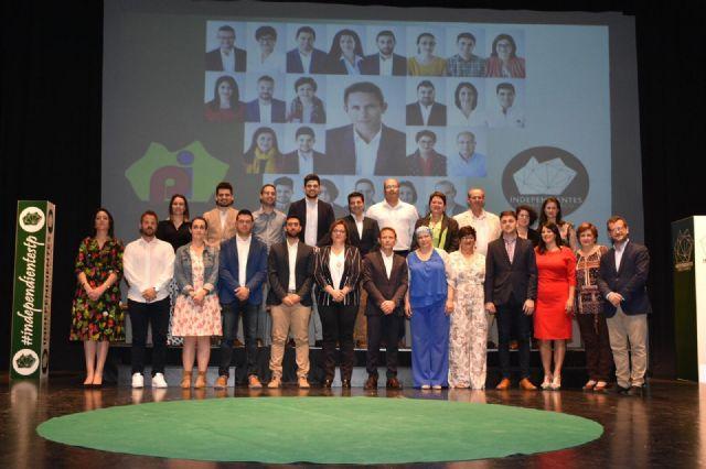 Presentación candidatura independiente 2019 - 1, Foto 1