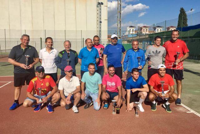 Pablo De la Calle se impone en la 20ª edición de 12 Horas de Tenis de Las Torres de Cotillas - 1, Foto 1