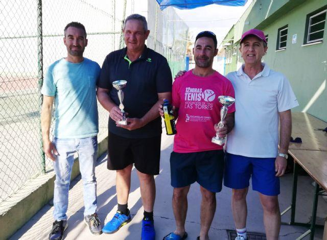 Pablo De la Calle se impone en la 20ª edición de 12 Horas de Tenis de Las Torres de Cotillas - 2, Foto 2