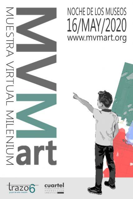 90 ARTISTAS DE LA REGIÓN SE DAN CITA PARA CELEBRAR LA NOCHE DE LOS MUSEOS VIRTUAL - 1, Foto 1