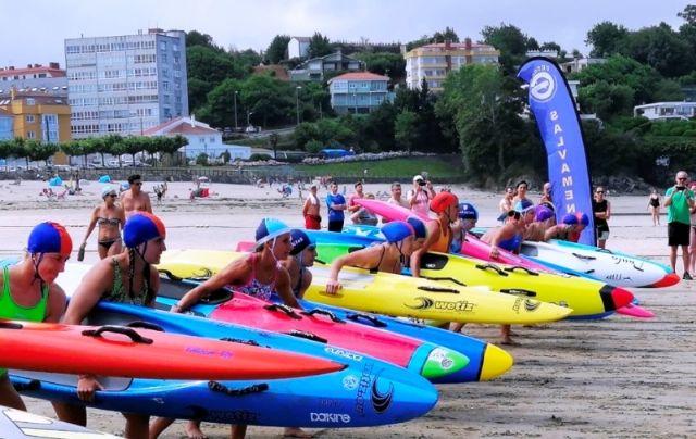 Más de 300 socorristas en las Copas de España de Playa de las categorías juvenil, junior, absoluta y cadete - 1, Foto 1