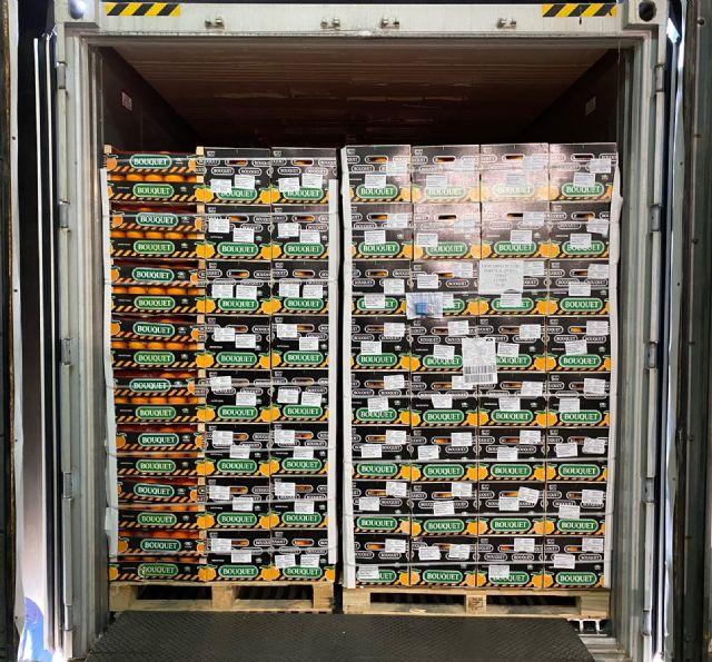 Anecoop abre via comercial con Perú al enviar el primer contenedor de naranjas desde España - 1, Foto 1