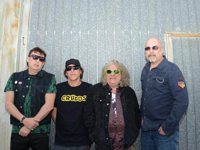 Crudos lanzan Old School Rock Bar, single adelanto de su nuevo trabajo, Entre Ola y Ola, que viene cargado de rock, blues y funk - 2, Foto 2