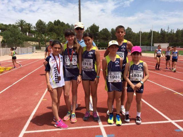 El Club Atletismo Mazarrón consigue cuatro nuevas medallas en la final regional de categorías inferiores - 1, Foto 1