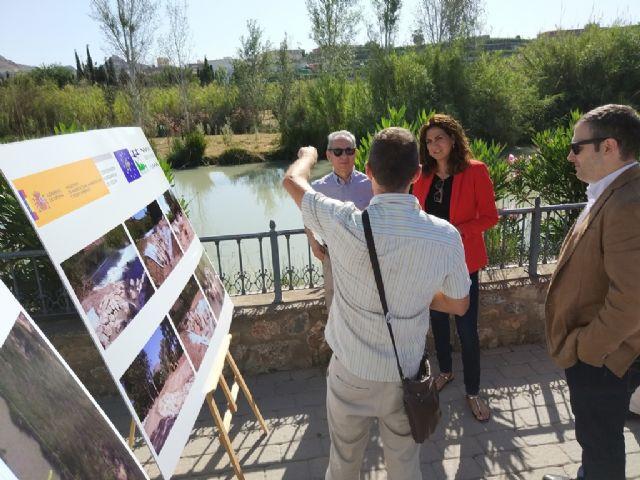 La CHS construye en Archena la última escala para la migración de peces del proyecto Life+ Segura Riverlink - 2, Foto 2