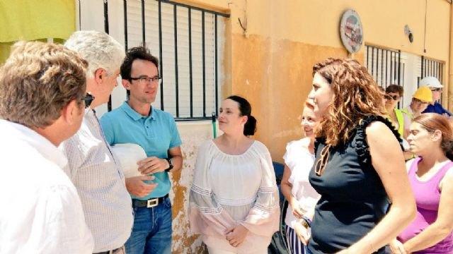 La rehabilitación de 51 viviendas de promoción pública en Archena concluirá en septiembre - 1, Foto 1