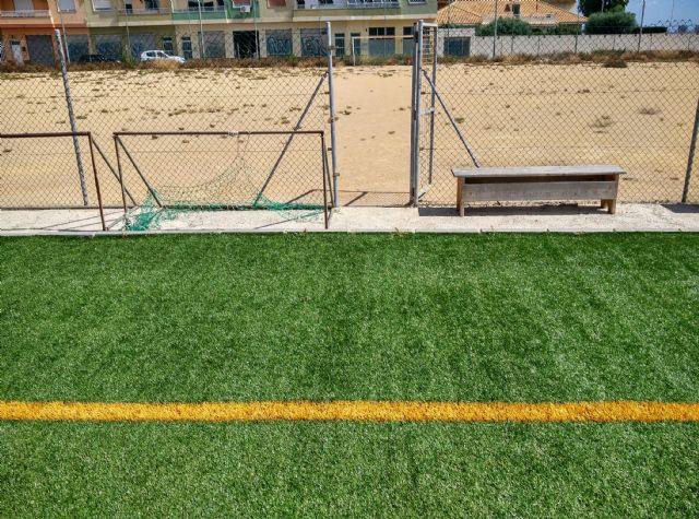 Ciudadanos pedirá explicaciones al Gobierno local por el proyecto para completar el campo de fútbol de Los Belones - 1, Foto 1